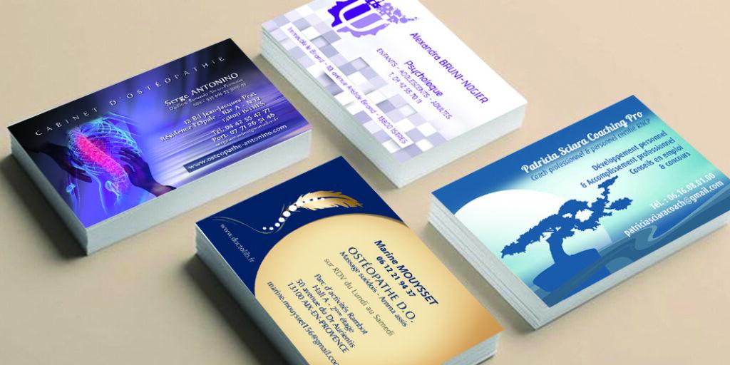 : Créations de cartes de visite